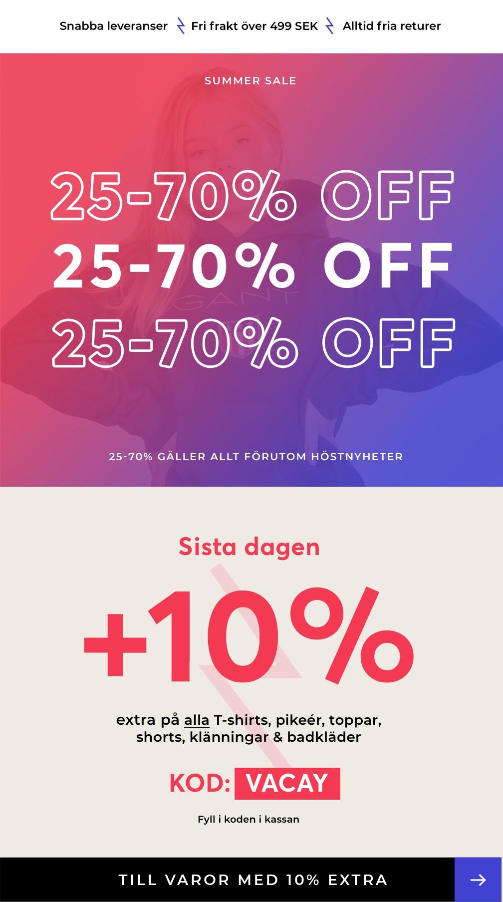 10% EXTRA 2