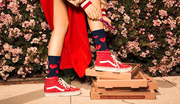 c1bc25e4de0a Happy Socks Børn - Køb børnetøj og ungdomstøj. - Teenage Fashion Online