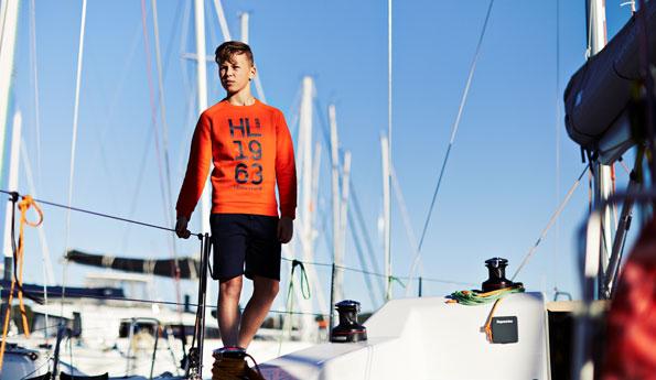eb31e0a11b9e Henri Lloyd barn - Köp barnkläder och ungdomskläder. - SUMMER SALE - 30-60%  off