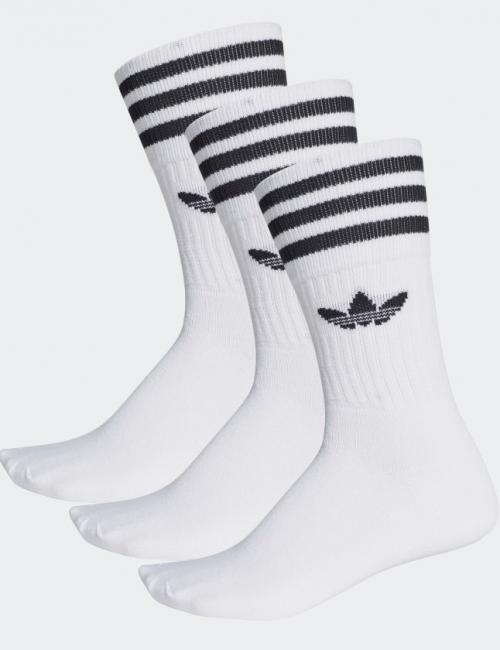 Adidas Originals barnkläder - MID CUT CRW SCK