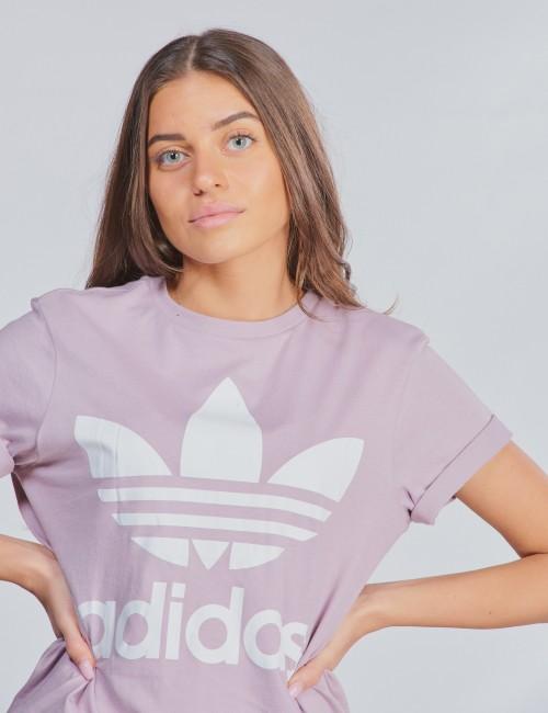 Adidas Originals barnkläder - TREFOIL TEE