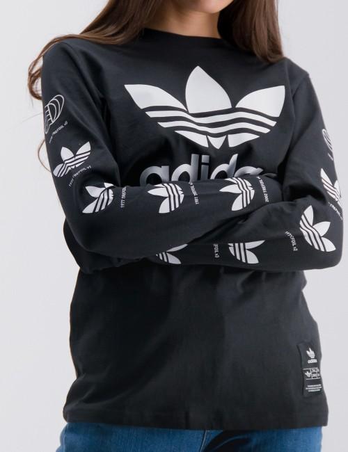 Adidas Originals barnkläder - LONGSLEEVE HISTORY