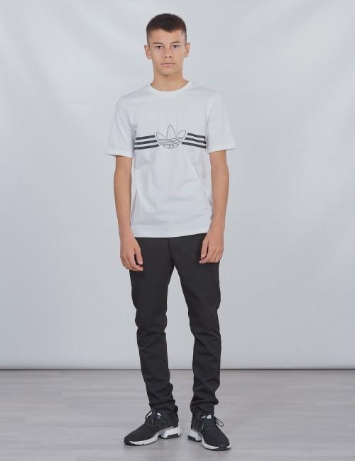 Adidas Originals barnkläder - OUTLINE TEE