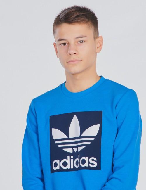 Adidas Originals barnkläder - TREFOIL CREW