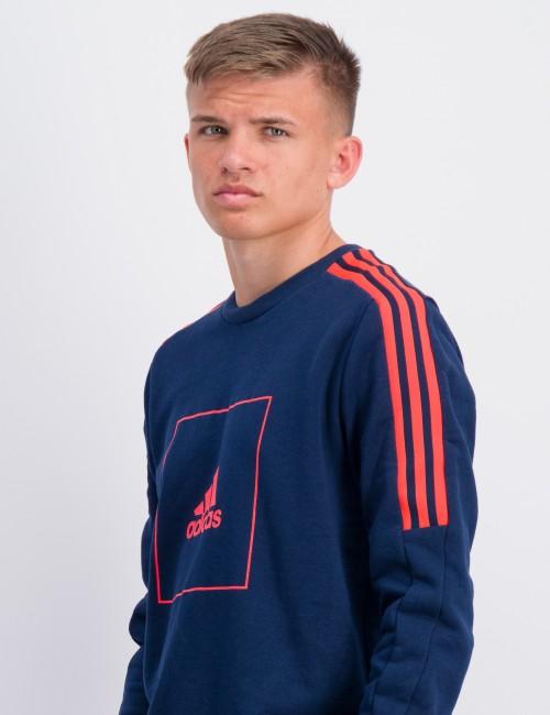 Adidas Performance barnkläder - JB A AAC CREW