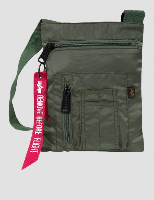 Alpha Industries - Crew Messenger Bag