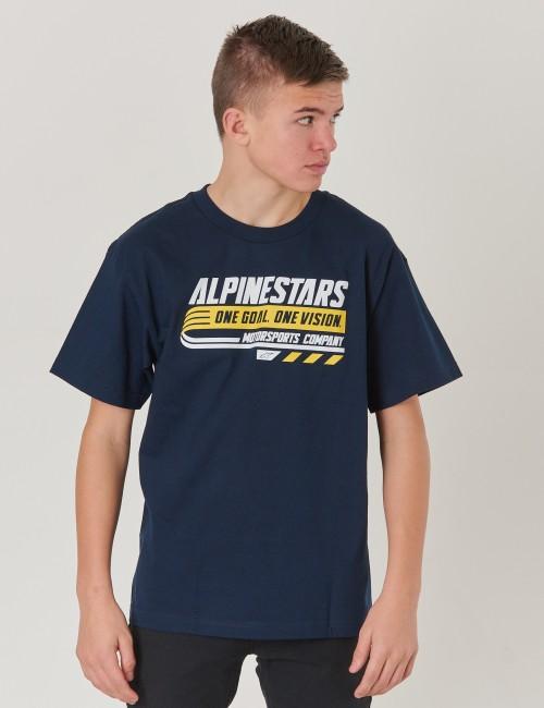 Alpinestars barnkläder - BRAVO TEE