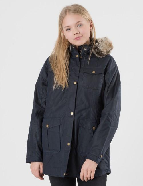Barbour barnkläder - BARBOUR ASHBRIDGE WAX JACKET