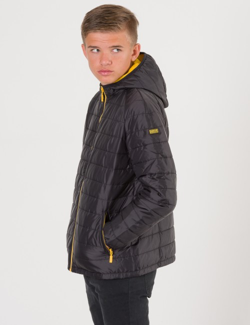 Barbour - Locking Hooded Jacket