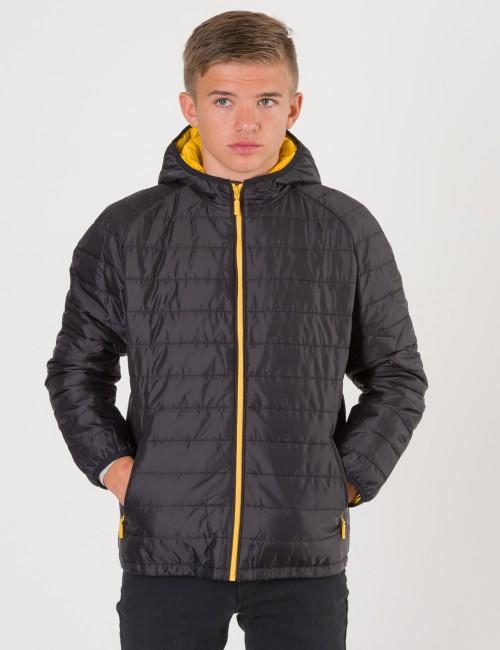 Locking Hooded Jacket