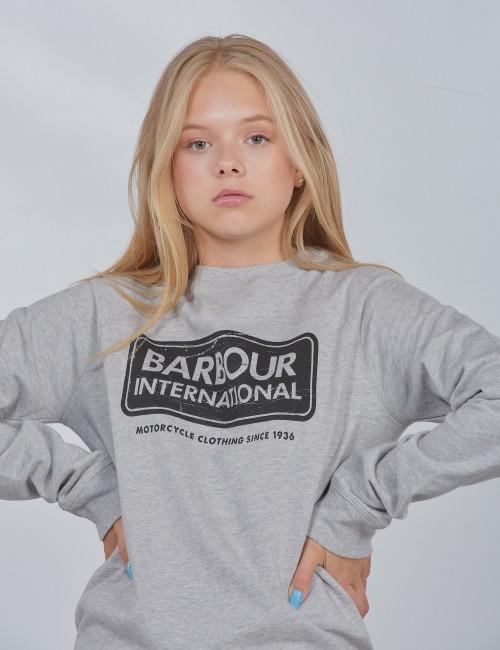 Barbour barnkläder - Logo Sweat