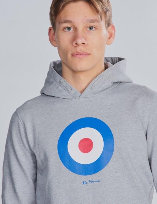 Ben Sherman barnkläder - Target Print BB Sweat OTH