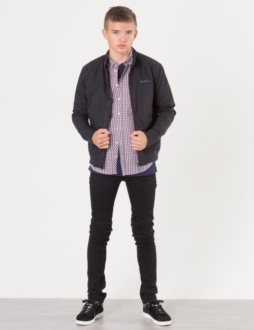 Ben Sherman barnkläder - Harrington Jacket