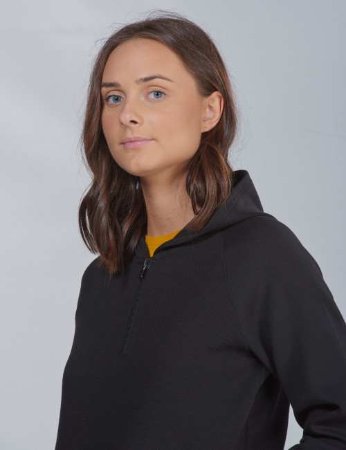 BOSS barnkläder - HOODED SWEATSHIRT