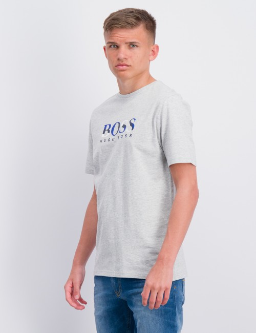 BOSS barnkläder - SHORT SLEEVES TEE-SHIRT