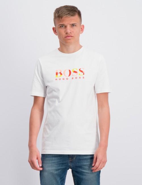 BOSS barnkläder - SHORT SLEEVES TEE-SHIRT