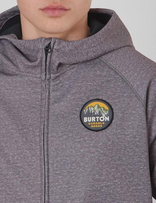 Burton barnkläder - BOYS CROWN BNDD FZ