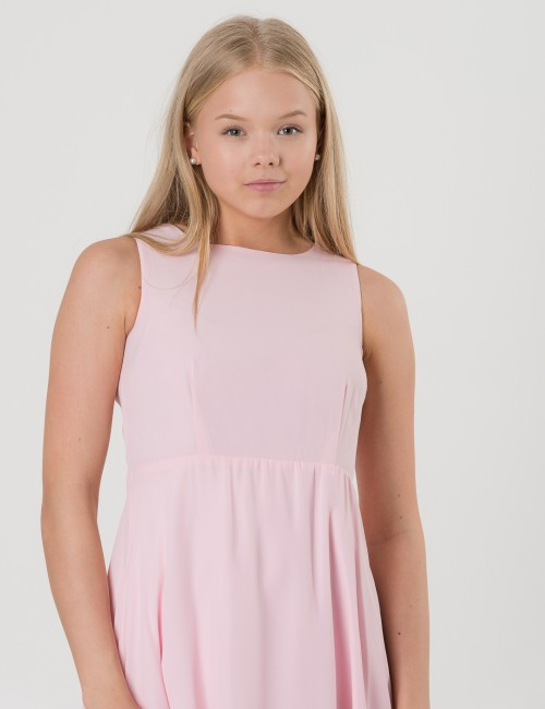 942190ec6d6b Om Alicia Dress - Rosa från By Jeppson | KidsBrandStore