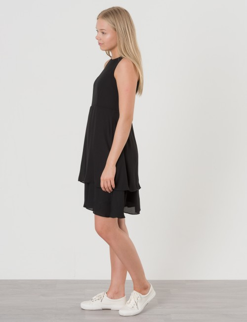 7252696ee80e Om Alicia Dress - Svart från By Jeppson | KidsBrandStore