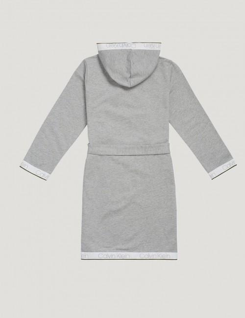 Calvin Klein barnkläder - HOODED ROBE