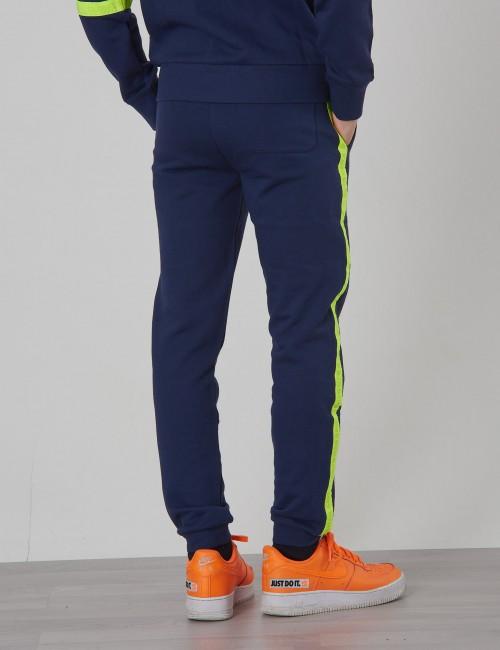 Calvin Klein barnkläder - NEON TAPE SWEATPANTS