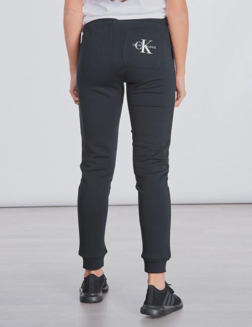 Calvin Klein barnkläder - MONOGRAM SWEATPANTS