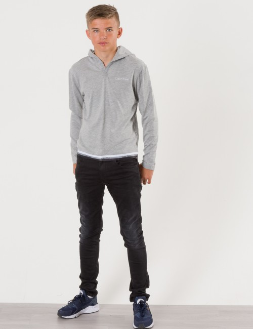 Calvin Klein - PULL OVER HOODIE