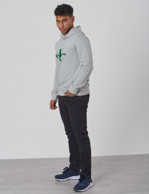 Calvin Klein - MONOGRAM TERRY HOODIE