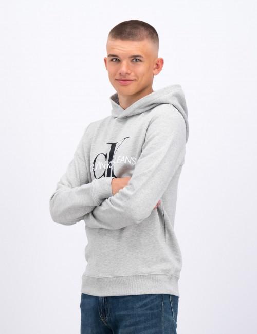 Calvin Klein barnkläder - MONOGRAM HOODIE