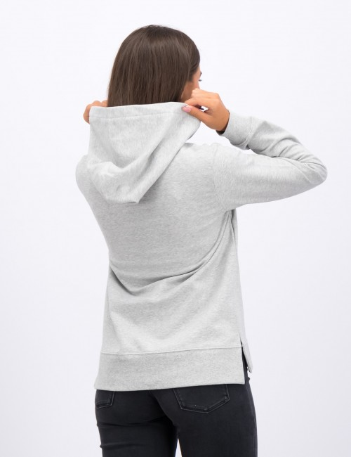 Calvin Klein barnkläder - SEASONAL MONOGRAM HOODIE