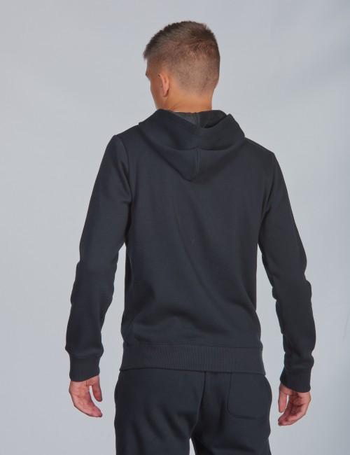 Calvin Klein barnkläder - SOFT LOGO ZIP HOODIE