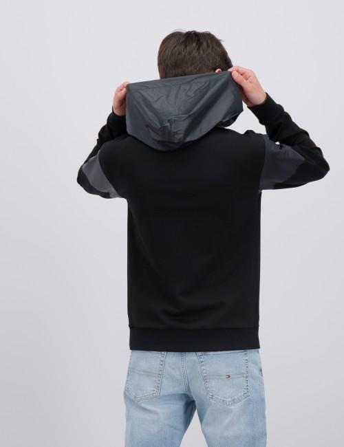 Calvin Klein barnkläder - MIX MEDIA HOODIE