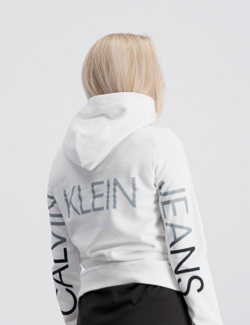 Calvin Klein barnkläder - HERO LOGO HOODIE