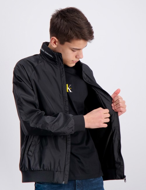 Calvin Klein barnkläder - ESSENTIAL LIGHT JACKET