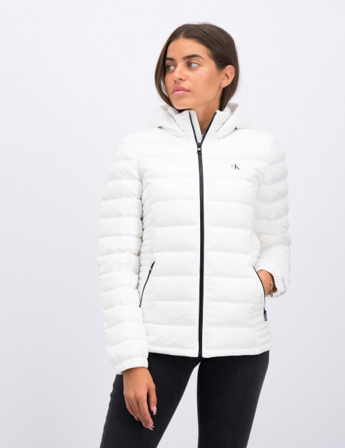 Calvin Klein barnkläder - FITTED LIGHT DOWN JACKET