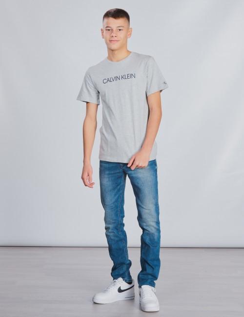 Calvin Klein barnkläder - SLIM SAGE GREEN