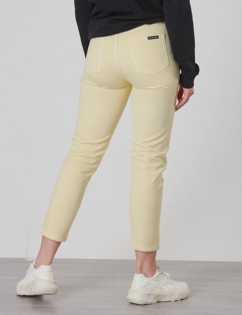Calvin Klein barnkläder - RELAXED HR ANKLE COLORED SOFT GD