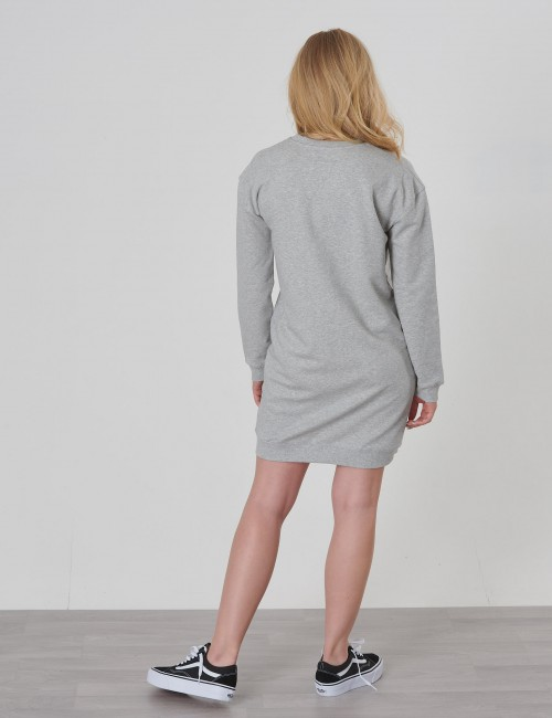 Calvin Klein - MONOGRAM SWEATSHIRT DRESS