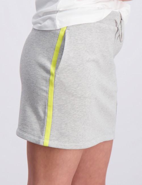 Calvin Klein barnkläder - MONOGRAM STRIPE KNIT SKIRT