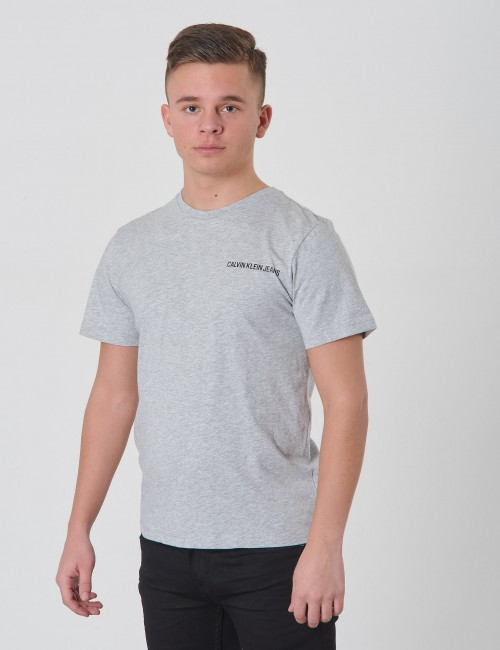 Calvin Klein - CHEST LOGO REGULAR TEE