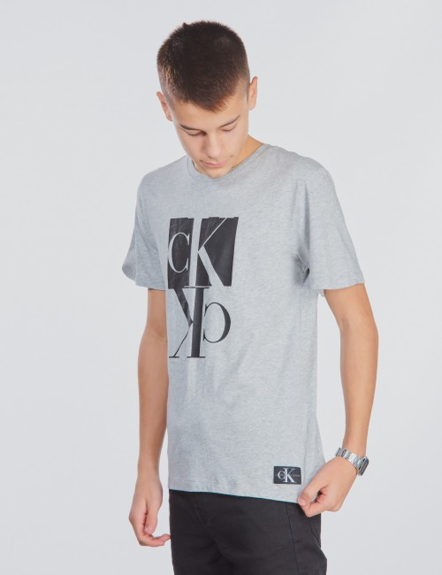 MIRROR MONOGRAM T-SHIRT