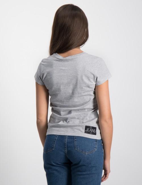Calvin Klein barnkläder - INSTITUTIONAL SLIM T-SHIRT