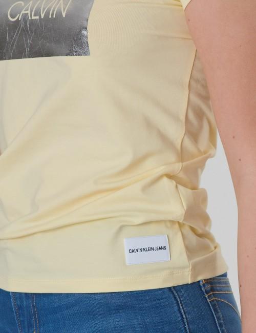 Calvin Klein barnkläder - CALVIN BOX SLIM FIT TEE