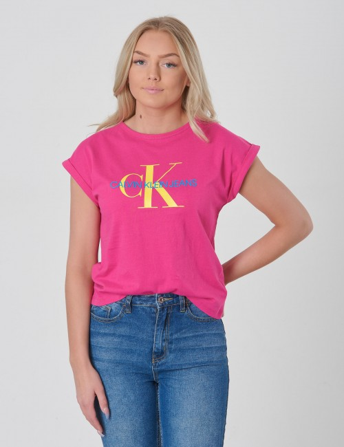 Calvin Klein - MONOGRAM LOOSE FIT TEE