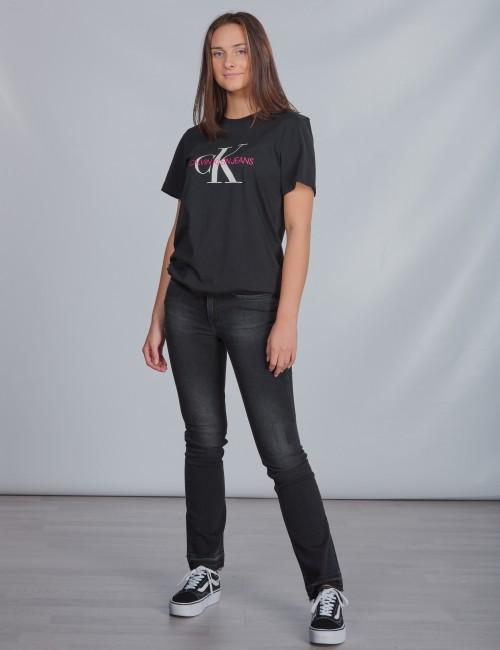 Calvin Klein barnkläder - MONOGRAM SS T-SHIRT