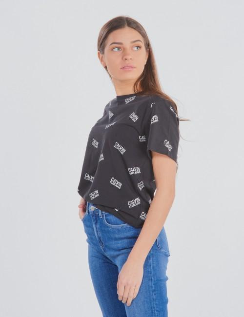 Calvin Klein - AOP T-SHIRT