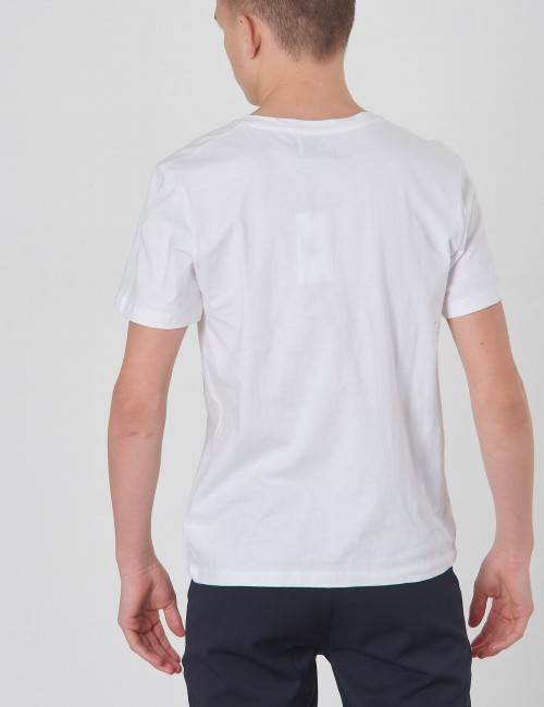 Calvin Klein - MONOGRAM LOGO REGULAR FIT TEE