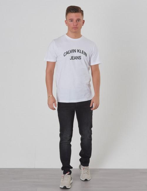 Calvin Klein barnkläder - LOGO ORGANIC COTTON TEE