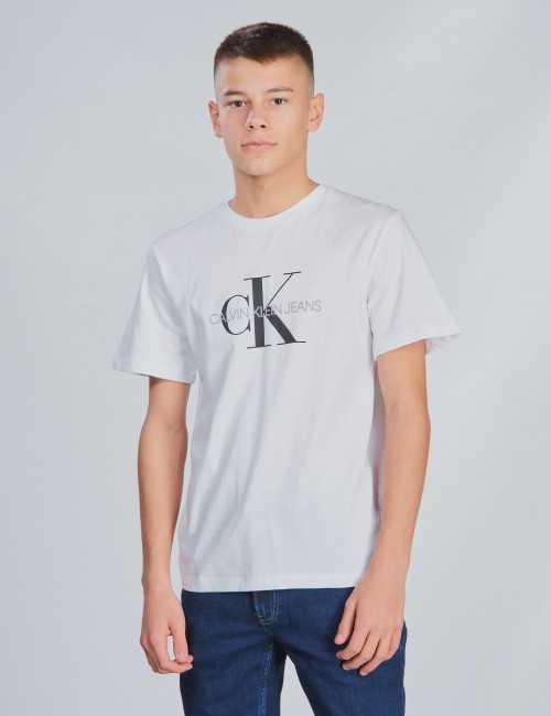 MONOGRAM LOGO T-SHIRT
