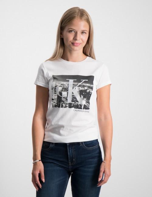 Calvin Klein barnkläder - CK PHOTO PRINT SLIM SS T-SHIRT